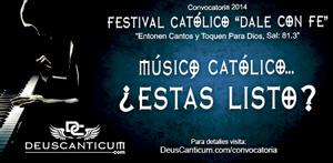 festival Dale con fe de música católica en los Estados Unidos