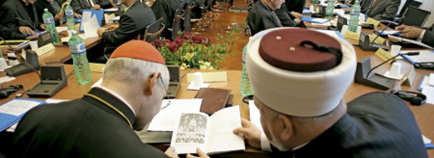 sesión del Foro Católico-Musulmán Vaticano 2008