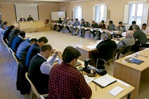 encuentro del gobierno general de los misioneros claretianos enero 2014