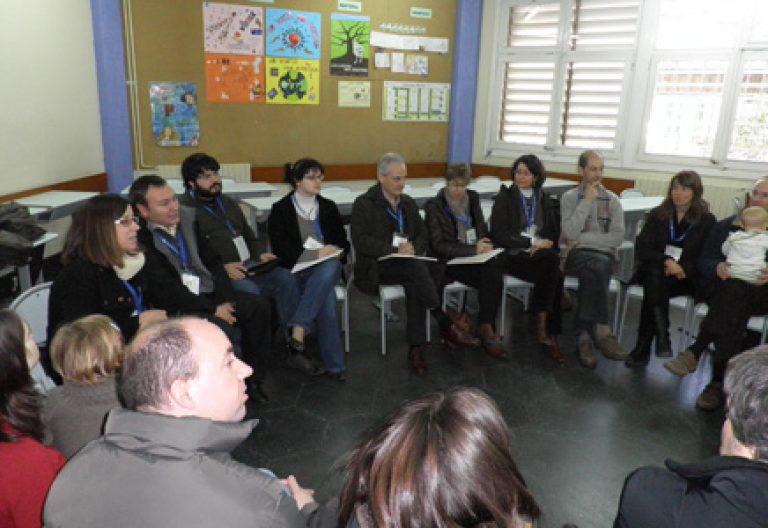 jornada sobre pastoral familiar organizada por el obispado de Girona