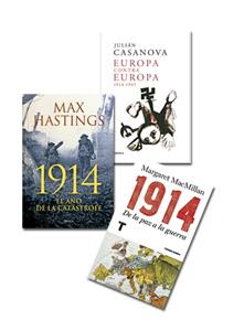 libros de ensayo sobre la Primera Guerra Mundial