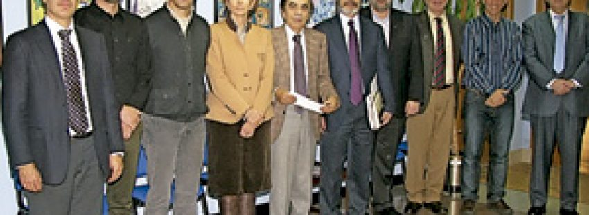 representantes de la escuela concertada y privada