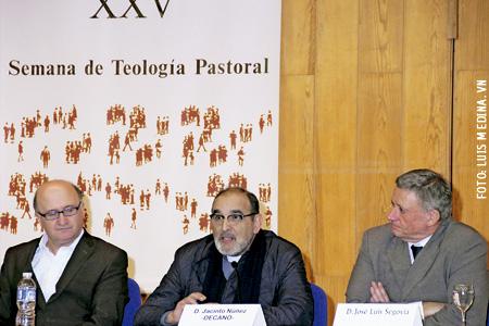 Semana de Teología Pastoral del Instituto Superior de Pastoral enero 2014
