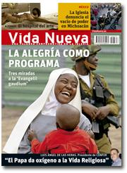 portada Vida Nueva Evangelii gaudium enero 2014 2879 pequeña
