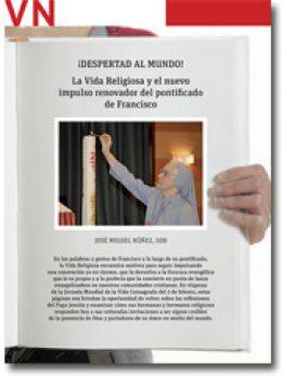 portada Pliego VR y el impulso del pontificado de Francisco 2880 febrero 2014