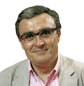 Àngel Ros, alcalde de Lleida, por el Partido de los Socialistas de Cataluña