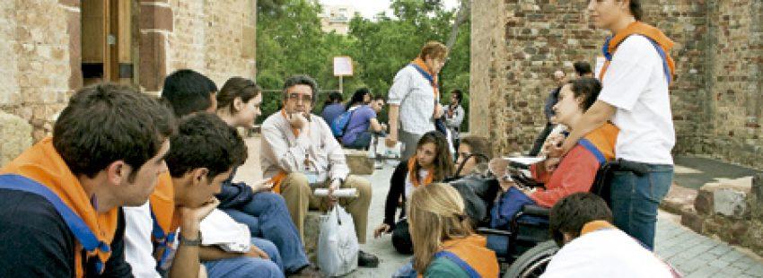 Aplec de l'Esperit, jóvenes en pastoral juvenil en Catalunya