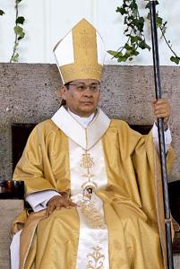 Armando Antonio Ortiz Aguirre, obispo de Ciudad Lázaro Cárdenas, Michoacán, México