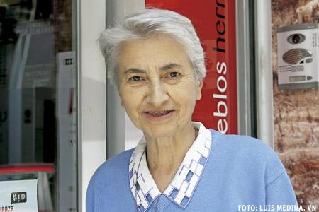 Beatriz Cavestany, religiosa, misionera en Japón