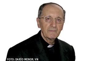 Beniamino Stella, prefecto de la Congregación para el Clero y neocardenal