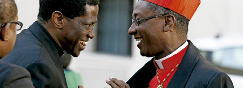 Chiby Langlois, cardenal de Haití y obispo de Les Hayes