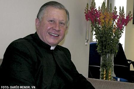 Eduardo Robles-Gil, nuevo director de la Legión de Cristo
