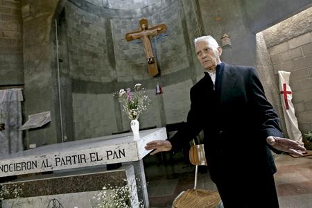 Jesús Rodríguez Iglesias, sacerdote español misionero en Chile