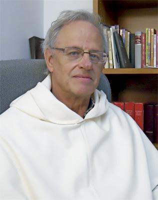 Juan Manuel Almarza, dominico, director de Conversaciones de San Esteban
