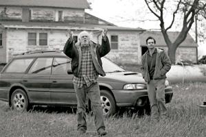Nebraska, película