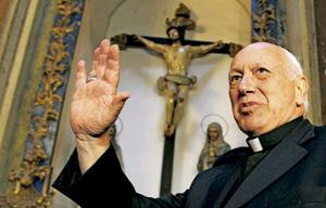 Ricardo Ezzati, arzobispo de Santiago de Chile y neocardenal