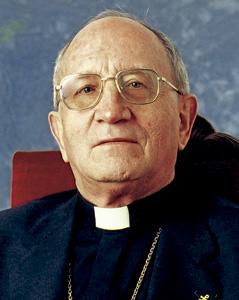 Rosendo Álvarez Gastón, obispo emérito de Almería, fallecido en febrero 2014