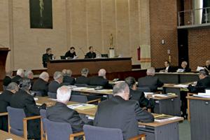 Asamblea Plenaria de los obispos de Colombia