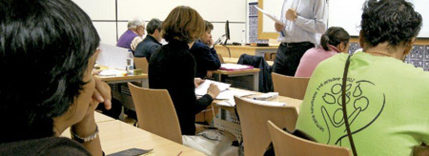 estudiantes de Teología
