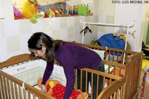 centro de la Fundación Amigó en Madrid donde se atiende a niños y adolescentes en riesgo de exclusión