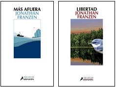 Libertad y Más afuera, Jonathan Franzen, Ediciones Salamandra