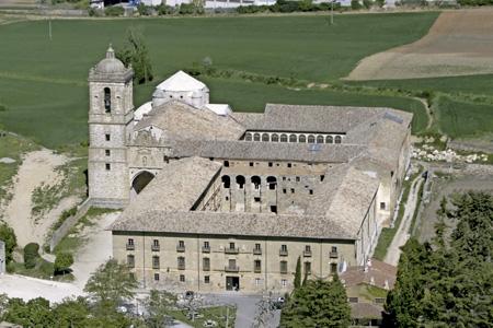 monasterio de Santa María la Real de Irache, Navarra