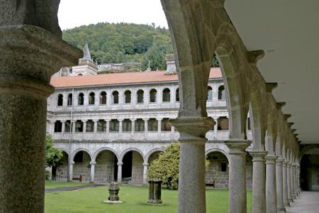 monasterio de Santo Estevo, Ourense
