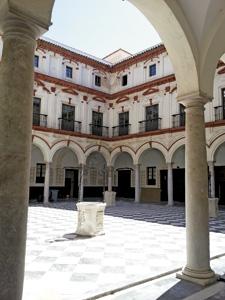 monasterio Santo Domingo de Cádiz