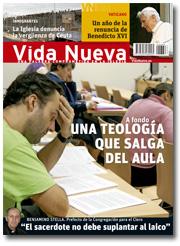 portada Vida Nueva Una teología que salga del aula 2882 febrero 2014 pequeña