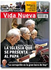 portada Vida Nueva Visita ad limina obispos españoles febrero 2014 2883 pequeña