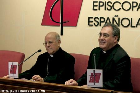 Ricardo Blázquez, arzobispo de Valladolid y nuevo presidente de la Conferencia Episcopal Española