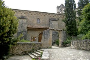 Monasterio de Santa María de Buenafuente del Sistal, en Guadalajara