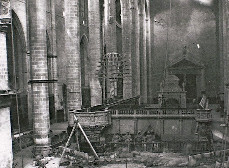 catedral de Mallorca se cumplen 100 años de la restauración