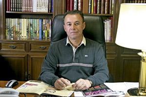 Fernando J. Ortells, director de Editorial Ortells