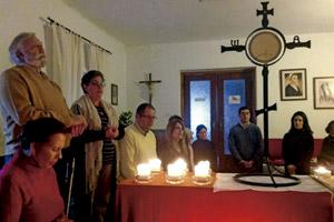retiro espiritual comunitario durante la Cuaresma