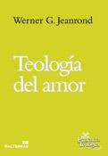 Teología del amor, Werner G. Jeanrond, Sal Terrae