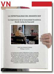 portada Pliego La espiritualidad del desierto hoy 2887 marzo 2014