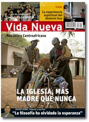 portada Vida Nueva Iglesia en República Centroafricana 2887 marzo 2014 pequeña
