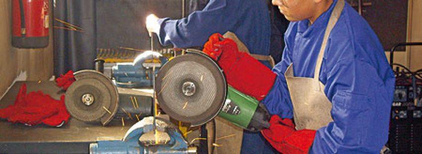 Trabajadores gitanos, programa Acceder de la Fundación Secretariado Gitano
