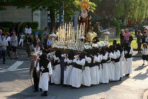 Semana Santa en el norte de España