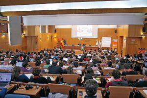 Salon del Congreso iMisión iMisioneros de evangelización en redes sociales