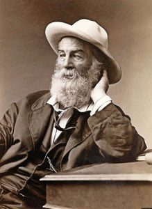 Retrato de Walt Whitman