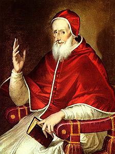 San Pío V. El Greco, 1600.