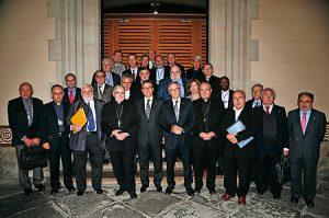 Foto de familia del Congreso de Pastoral de las Grandes Ciudades.
