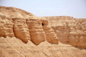 Cuevas de Qmran (actual Israel).