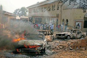 Atentado de los Boko Haram.