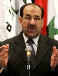 Nuri Al-Maliki.