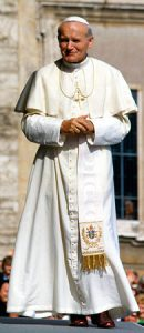 San Juan Pablo II, en 1980.