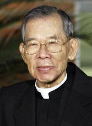 Stephen Kim Sou-hwan.
