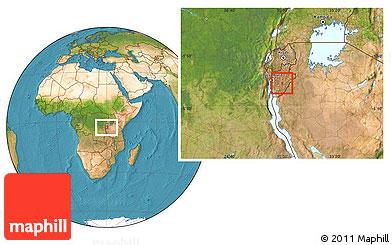 free-fancy-satellite-location-map-of-makebuko